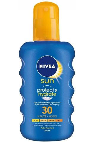 Nivea Sun Protection SPF30 200ML Care No colour / Transparent