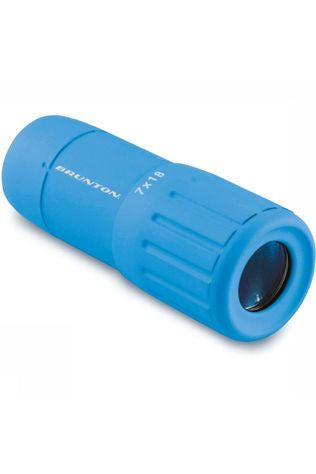 Brunton Monoculaire Echo Pocket Scope 7x18 Bleu