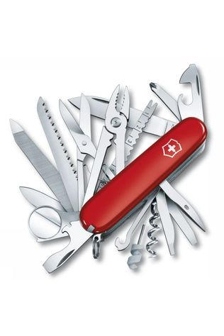 Victorinox Pocket Knife Swisschamp + Etui No colour / Transparent