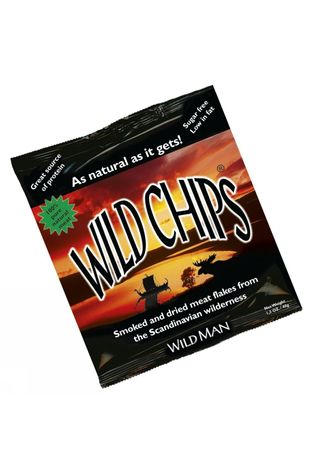 Wild Chips Food Chips 40 Gr No Colour