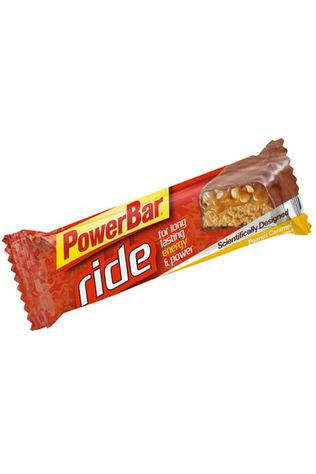 Powerbar Barre Peanut Caramel Ride Energy Pas de couleur / Transparent