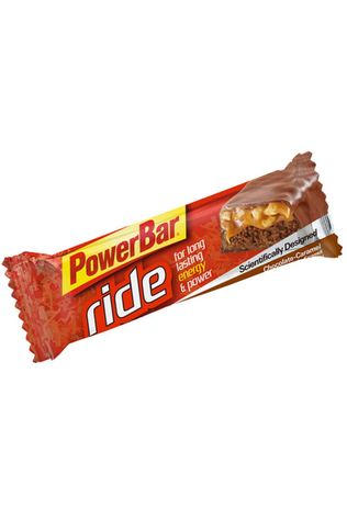 Powerbar Barre Chocolate Caramel Ride Energy Pas de couleur / Transparent