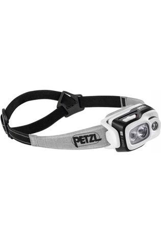 Petzl Headlamp Swift Rl black/light grey