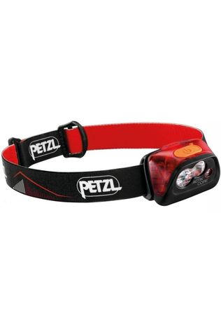 Petzl Headlamp Actik Core black/mid red