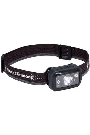 Black Diamond Headlamp Revolt 350 black/dark grey