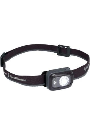 Black Diamond Headlamp Sprint 225 black/dark grey