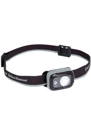 Black Diamond Headlamp Sprint 225 black/light grey