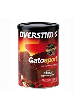 Overstim's Food Gatosport Chocola No colour / Transparent