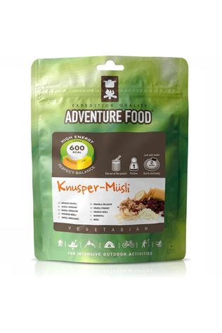 Adventure Food Répas Knusper-Musli 1P Pas de couleur / Transparent