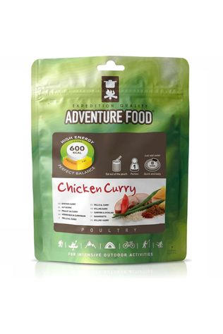 Adventure Food Répas Chicken Curry 1P Pas de couleur / Transparent
