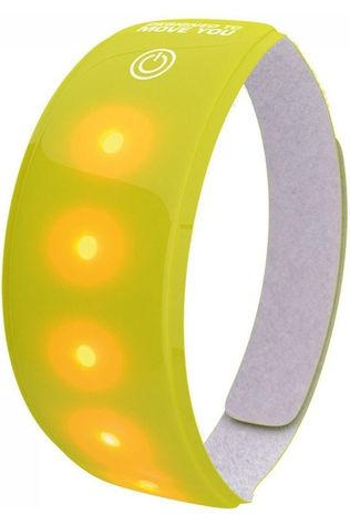 Wowow Small Lights Lightband XL Jaune Moyen