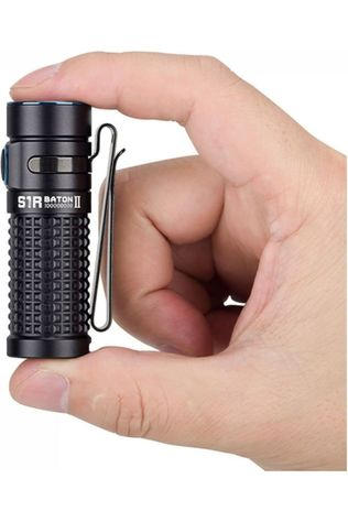 Olight Small Lights Oli S1Rii Batonii Rechargeable black