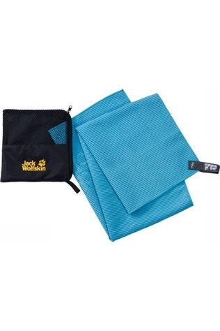 Jack Wolfskin Handdoek Great Barrier Turkoois