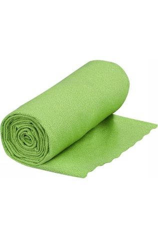 Sea To Summit Bath Towel Airlite Towel Small Lime Green