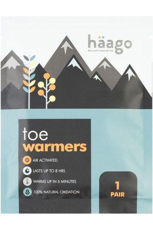 Häago Toe Warmer No colour / Transparent