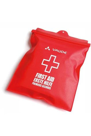 Vaude Trousse de Secours First Aid Kit Hike Waterproof Rouge/Blanc