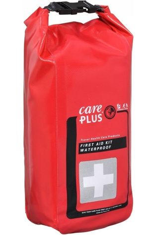 Care Plus EHBO Kit Waterproof Geen kleur / Transparant