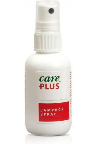 Care Plus Footcare Camphor Spray No colour / Transparent