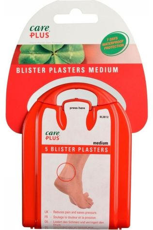 Care Plus Blisters Blister Plasters Medium No colour / Transparent