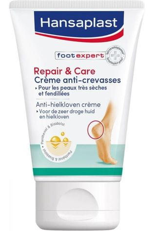 Hansaplast Foot Care Cracked Heels Cream No colour / Transparent