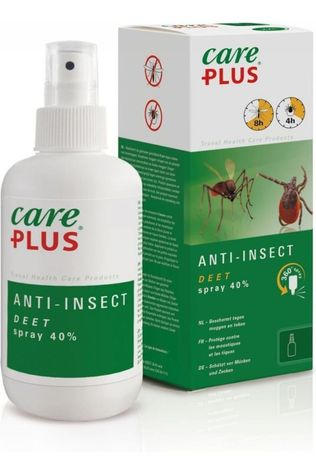 Care Plus Anti-insectes Spray Deet 40% 200ml Pas de couleur / Transparent