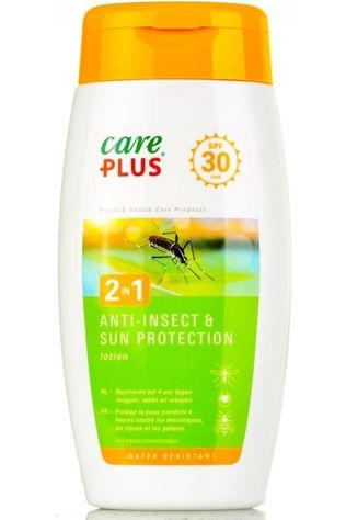 Care Plus Anti-Insect 2 in 1 Anti-Insect Sun Prot. Spray SPF30 150ml No colour / Transparent