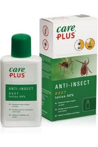 Care Plus Insectenwering Deet Lotion 50% 50ml Geen kleur / Transparant