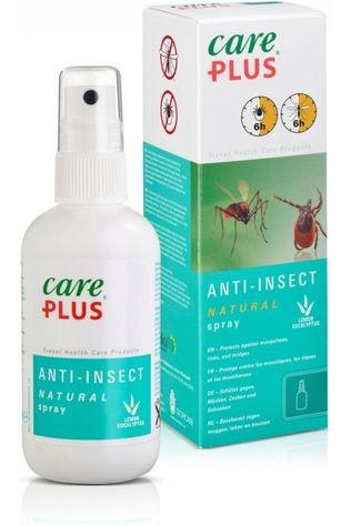 Care Plus Anti-insectes Spray Natural 100ml Pas de couleur