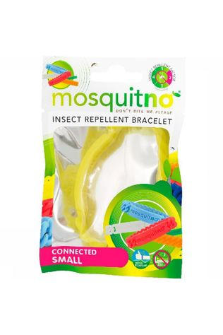 Mosquitno Insectenwering Rep Bracelet Connected Kids Citriodol Assorti / Gemengd
