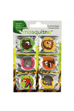 Mosquitno Anti-Insectes Rep Spotzzz Safari Citriodiol Assorti / Mixte