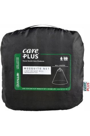 Care Plus Mosquito Net Light Weight Bell Impregnated No colour / Transparent