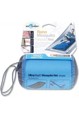 Sea To Summit Moustiquaire Nano Mosquito Net Single Pas de couleur / Transparent