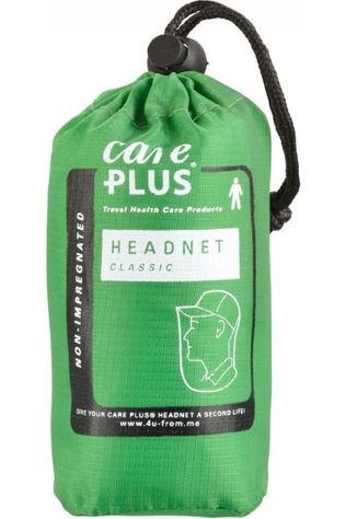 Care Plus Mosquito-Net Headnet Classic No colour / Transparent
