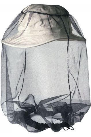 Sea To Summit Moustiquaire Mosquito Headnet Gris Moyen