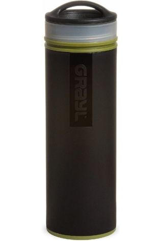 Grayl Waterfilter Ultralight Compact Purifier Middenkaki/Zwart