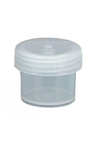 Nalgene Jar Str. Sided 60 Pas de couleur / Transparent