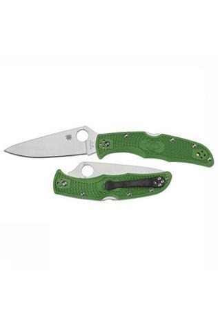 Spyderco Knife Endura 4 PE dark green
