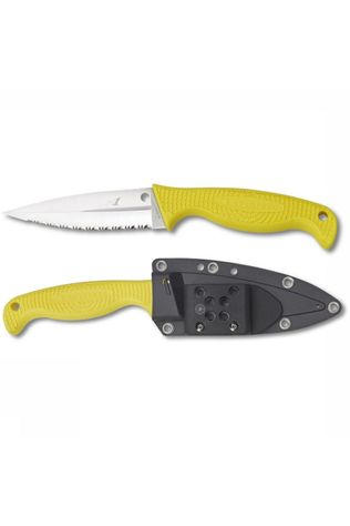 Spyderco Mes Fish Hunter H1 Se Geel