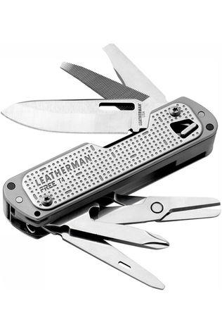 Leatherman Multitool Free T4 Zilver