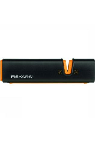 Fiskars Accessory Bijl- En Messenslijper 23,5 Cm black/orange