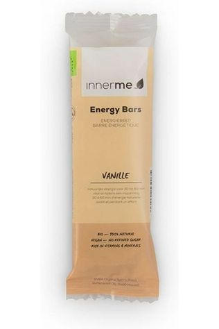 Innerme Barre Energy Vanille 40g Bio Pas de couleur / Transparent