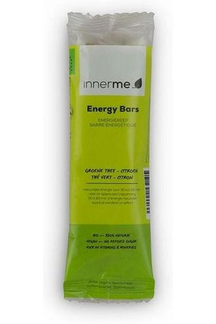 Innerme Barre Energy Groene Thee-Citroen 40g Bio Pas de couleur / Transparent