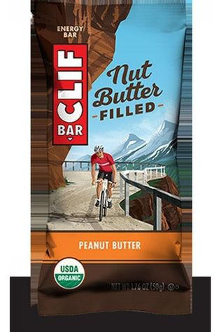 Clif Bar Barre NBF Peanut Butter Pas de couleur / Transparent