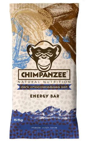 Chimpanzee Barre Dark Chocolate And Sea Salt Pas de couleur / Transparent