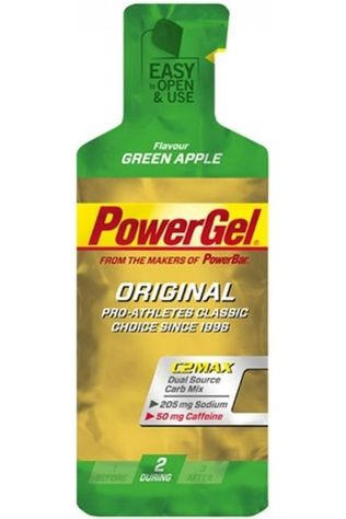 Powerbar Gel Original Green Apple Geen kleur / Transparant