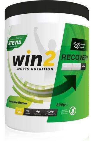 Win2 Powder Recovery Chocolade 800g No Colour