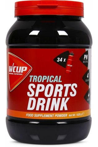 Wcup Powder Sport Drink Tropical 480g No Colour