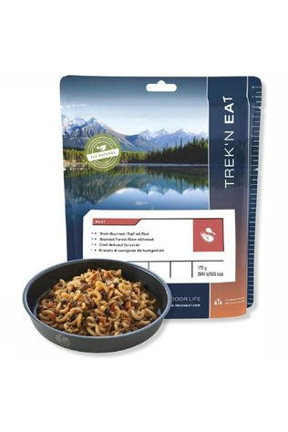 Trek 'n Eat Repas Gourmet Forest Stew With Meat Pas de couleur / Transparent