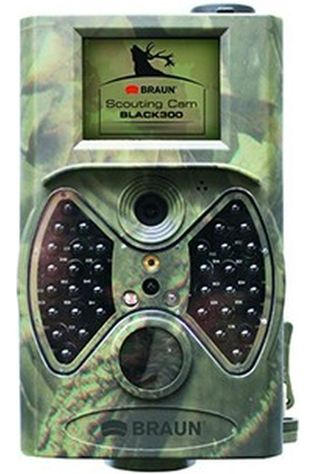 BRAUN Fototoestel Scouting Cam 300 Ass. Camouflage