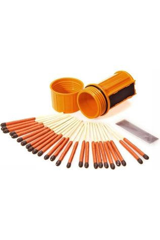 UCO Fire Stormproof Match Kit orange